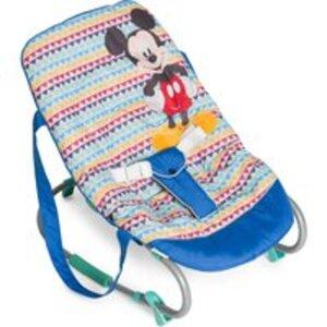 Hauck Babywippe Rocky Mickey Geo Blue