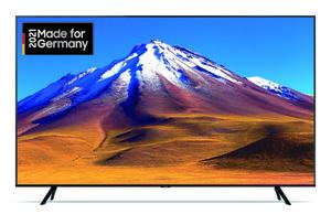 Samsung GU55TU6999UXZG LED TV (55 Zoll (1387 cm), 4K UHD, Smart TV, Sprachsteuerung (Google Assistant, kompatibel mit Alexa))
