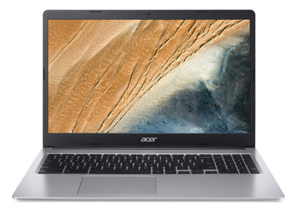 ACER Chromebook 15 (CB315-3HT-C47Q) Notebook (15,6 Zoll Multi-Touch Full-HD IPS (matt), Celeron N4100, 4 GB RAM, 64 GB eMMC, UHD-Grafik 600, Chrome OS)