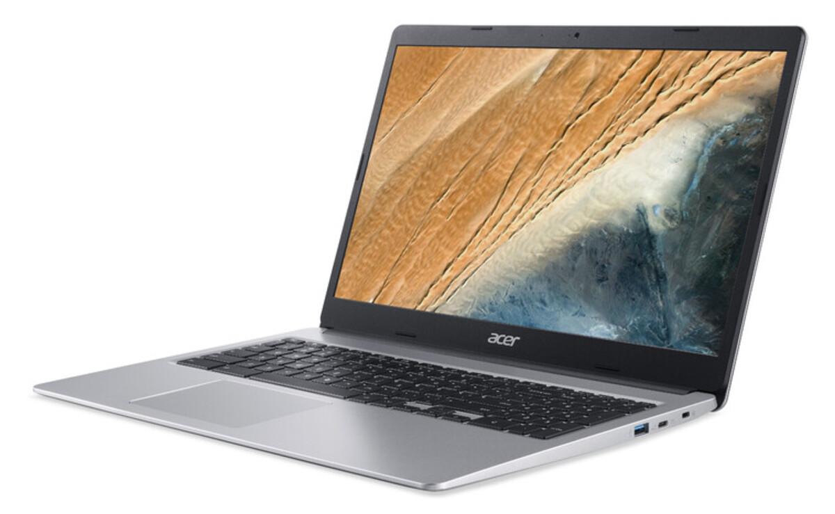 Bild 3 von ACER Chromebook 15 (CB315-3HT-C47Q) Notebook (15,6 Zoll Multi-Touch Full-HD IPS (matt), Celeron N4100, 4 GB RAM, 64 GB eMMC, UHD-Grafik 600, Chrome OS)