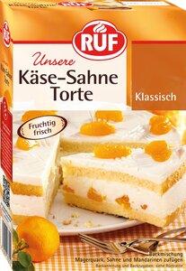 RUF Käse-Sahne-Torte