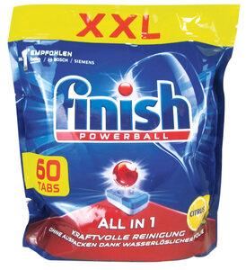 finish Powerball Tabs