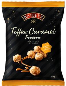 Baileys Toffee Caramel Popcorn