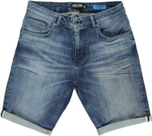 Jeansshorts Tranes  dark blue denim Gr. 176 Jungen Kinder