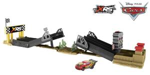 Disney Cars Xtreme Racing Serie Dragster-Rennen Spielset