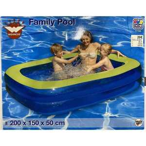 Kinderpool Familienpool 200x150 cm