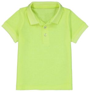HEMA Baby-Poloshirt Limettengrün