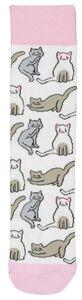 HEMA Socken, Größe 36-41, Katzen