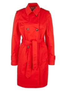 Damen Trenchcoat im klassischen Style