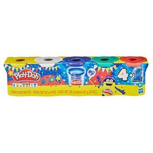 Play-Doh - Saphir Jubiläumspack - 5er Pack Knete