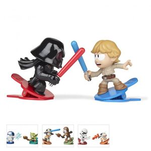 Star Wars - Battle Bobblers - 2 Stück
