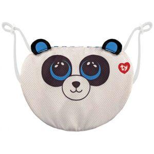 Beanie Boo - Mund-Nasen-Maske - Panda - Bamboo