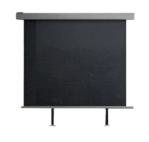 HC Home & Living Alu-Seitenmarkise, ca. 2 x 1,5 m - Anthrazit