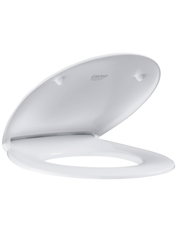 WC-Sitz »Bau Keramik« Duroplast, oval