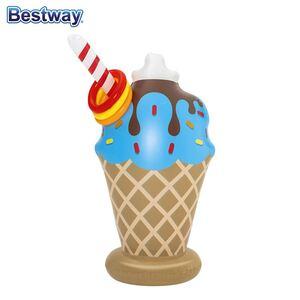 Bestway #52379 Wassersprinkler Eiswaffel 58x117x46cm