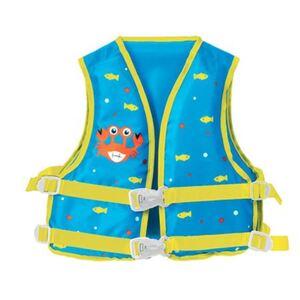 Kinder-Schwimmweste 18-30kg Blau