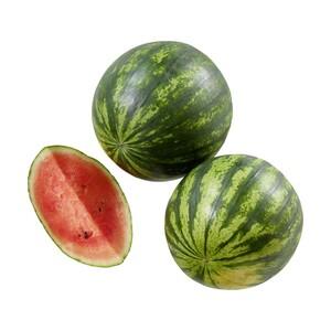 Spanien/Italien Mini-Wassermelonen, je Stück