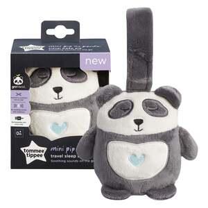 tommee tippee GroFriend Mini Pip der Panda wiederaufladbare Einschlafhilfe für unterwegs