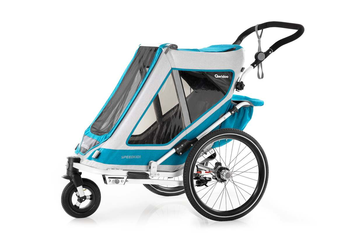 Bild 1 von Qeridoo Kindersportwagen Speedkid 1 petrol