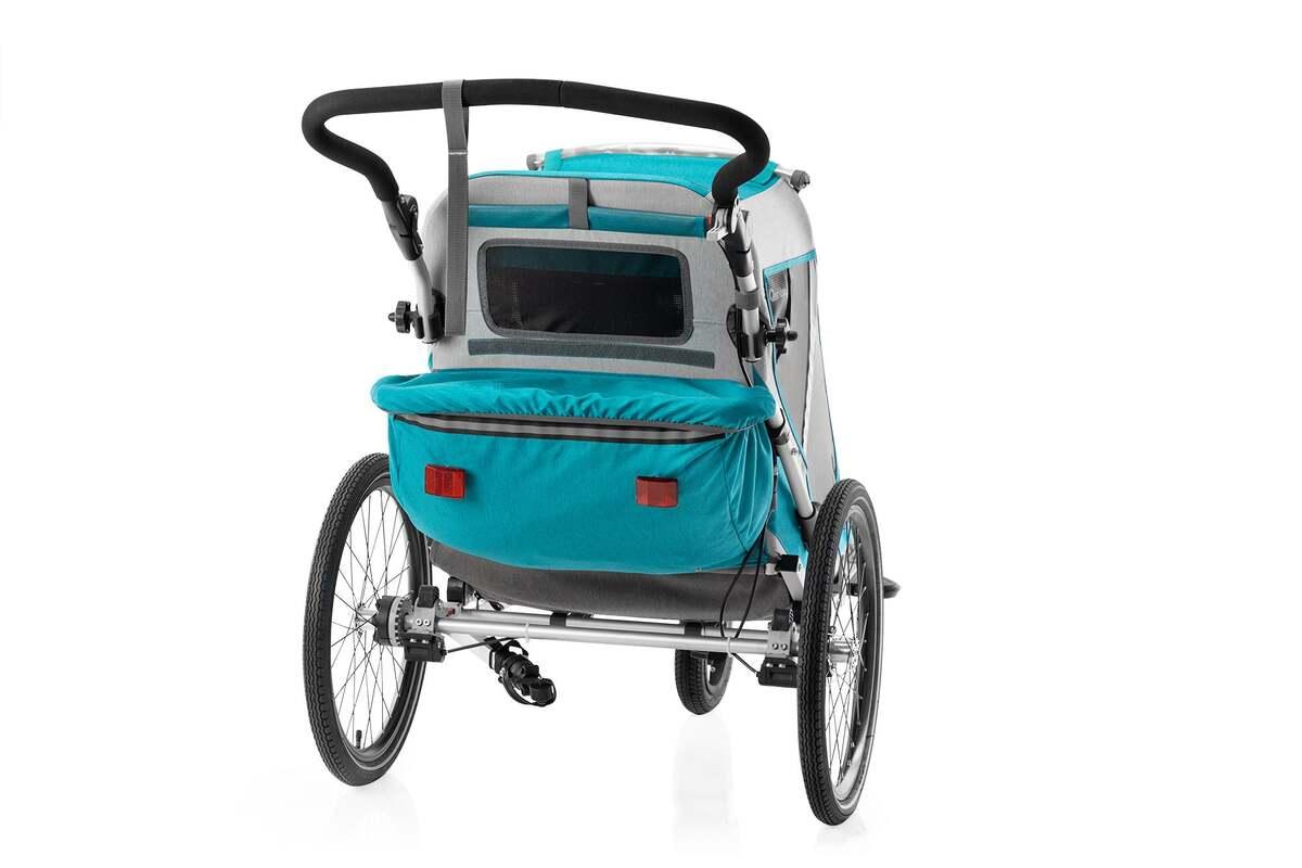 Bild 2 von Qeridoo Kindersportwagen Speedkid 1 petrol