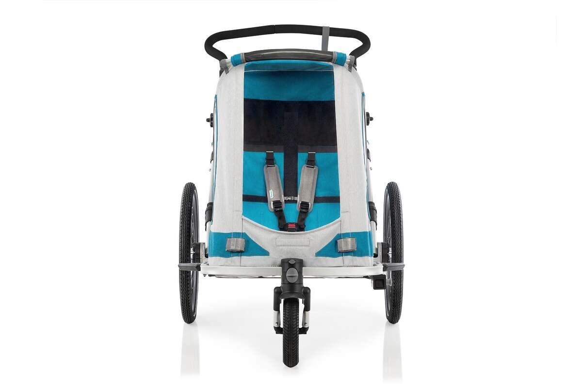 Bild 4 von Qeridoo Kindersportwagen Speedkid 1 petrol