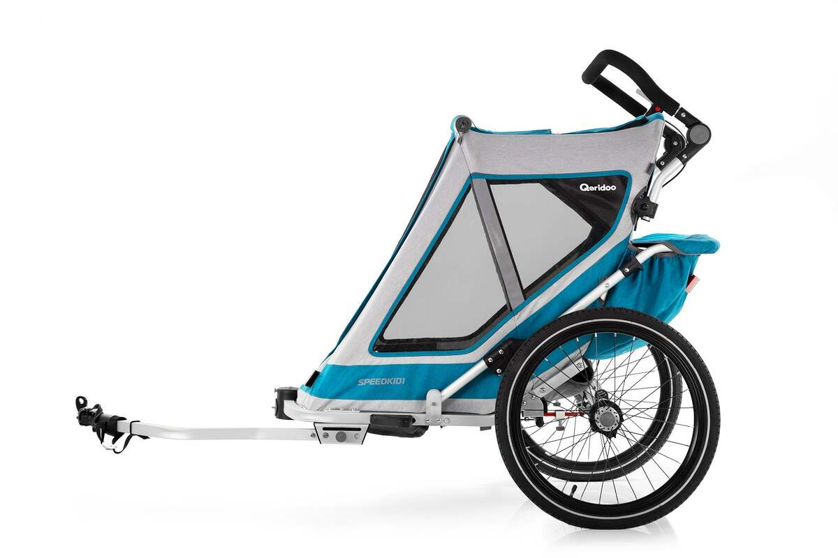 Bild 5 von Qeridoo Kindersportwagen Speedkid 1 petrol