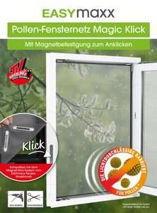 EASYmaxx Moskitonetz mit Pollenschutz