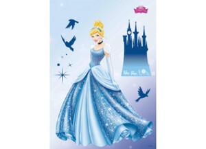 Deko-Sticker Princess Dream ca. 50 x 70 cm