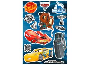 Deko-Sticker Cars 3 ca. 50 x 70 cm