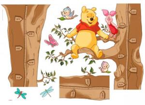 Deko-Sticker Winnie the Pooh ca. 100 x 70 cm