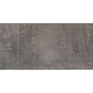 Außenfliese 'Taina' graphitfarben 60 x 120 x 2 cm