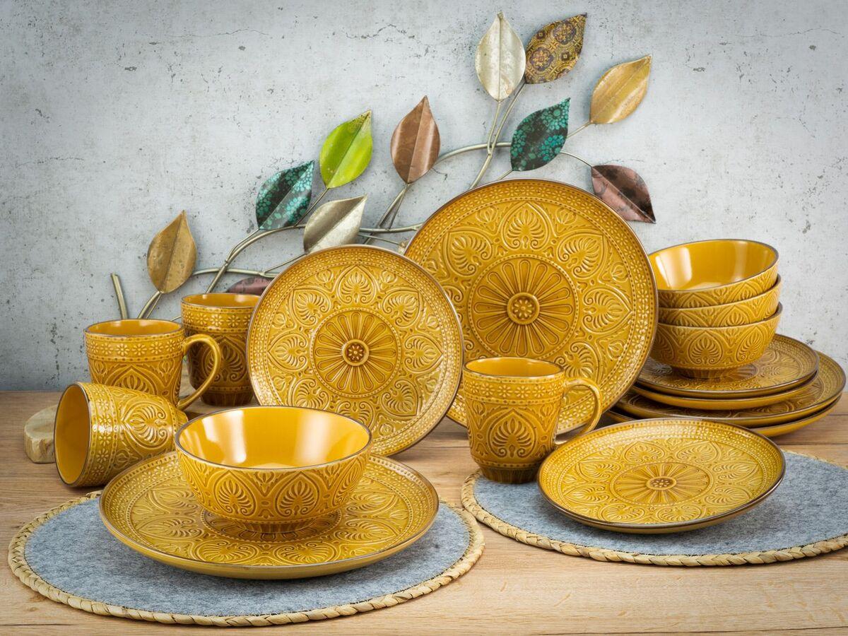 Bild 3 von Creatable Samarkand Geschirrset 16tlg.