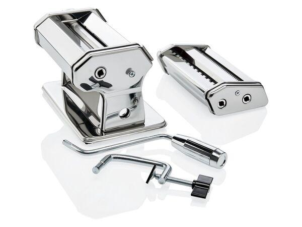 ERNESTO® Nudelmaschine, mit 3 verschiedenen Walzen