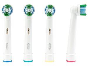 Oral-B Aufsteckbürsten »Precision Clean«, 4 Stück