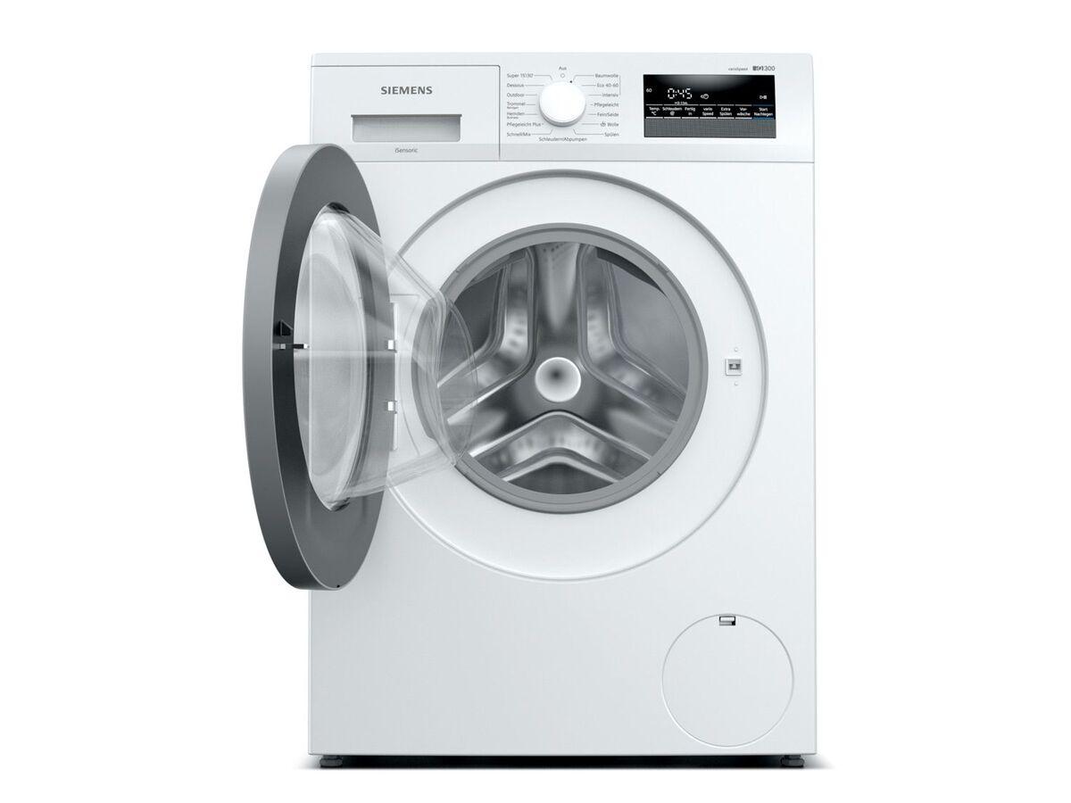 Bild 1 von Siemens Waschmaschine WM14NK20ZUS