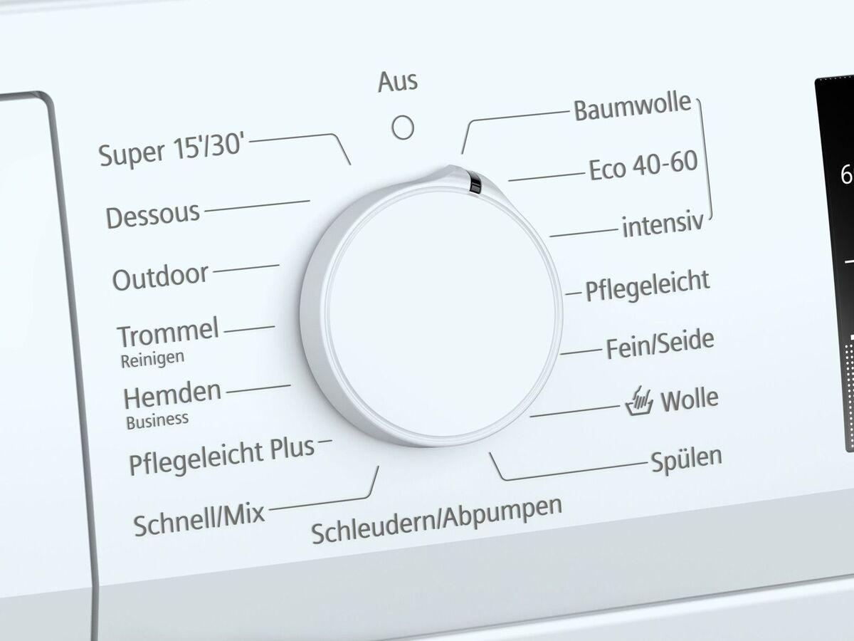 Bild 2 von Siemens Waschmaschine WM14NK20ZUS