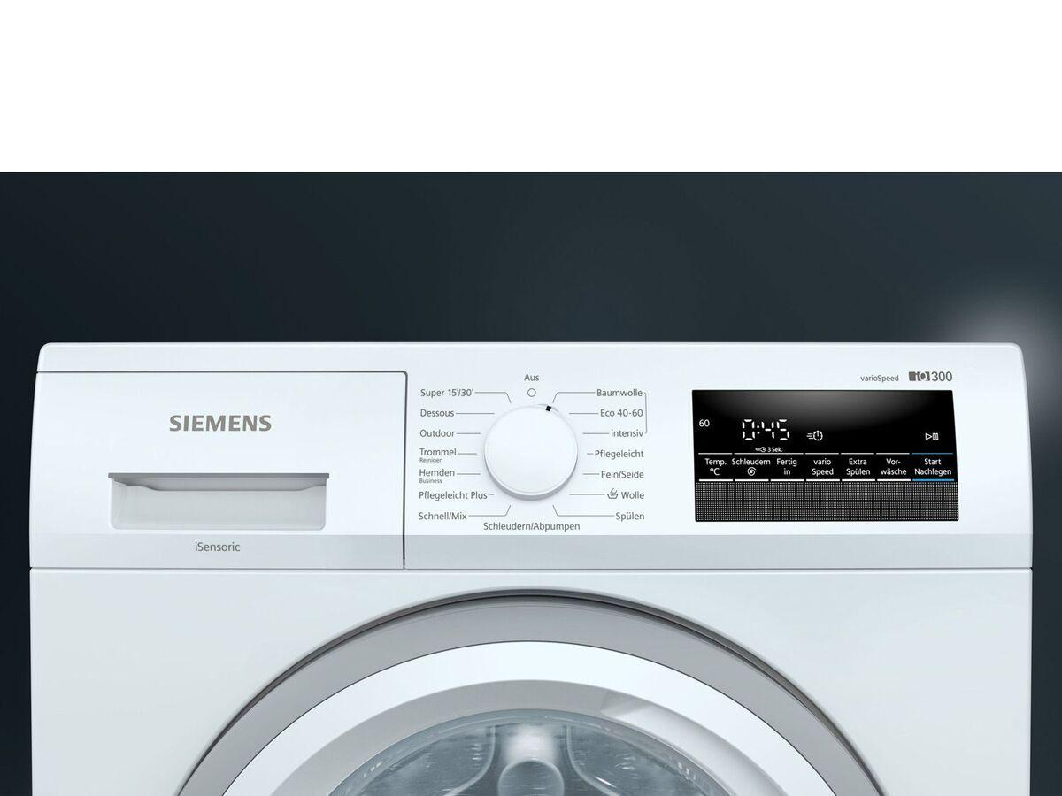 Bild 3 von Siemens Waschmaschine WM14NK20ZUS