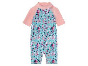 LUPILU® Kleinkinder Schwimmanzug Mädchen, Reißverschluss
