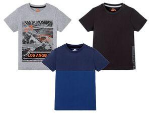 PEPPERTS® Kinder T-Shirt Jungen, aus reiner Baumwolle