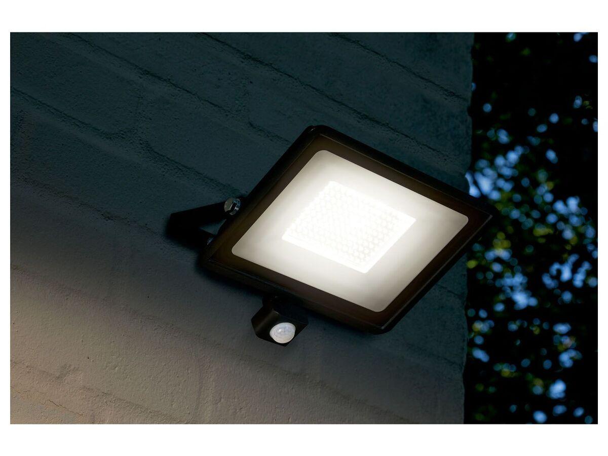 Bild 2 von LIVARNO LUX® Strahler, mit Bewegungsmelder 100W, LED