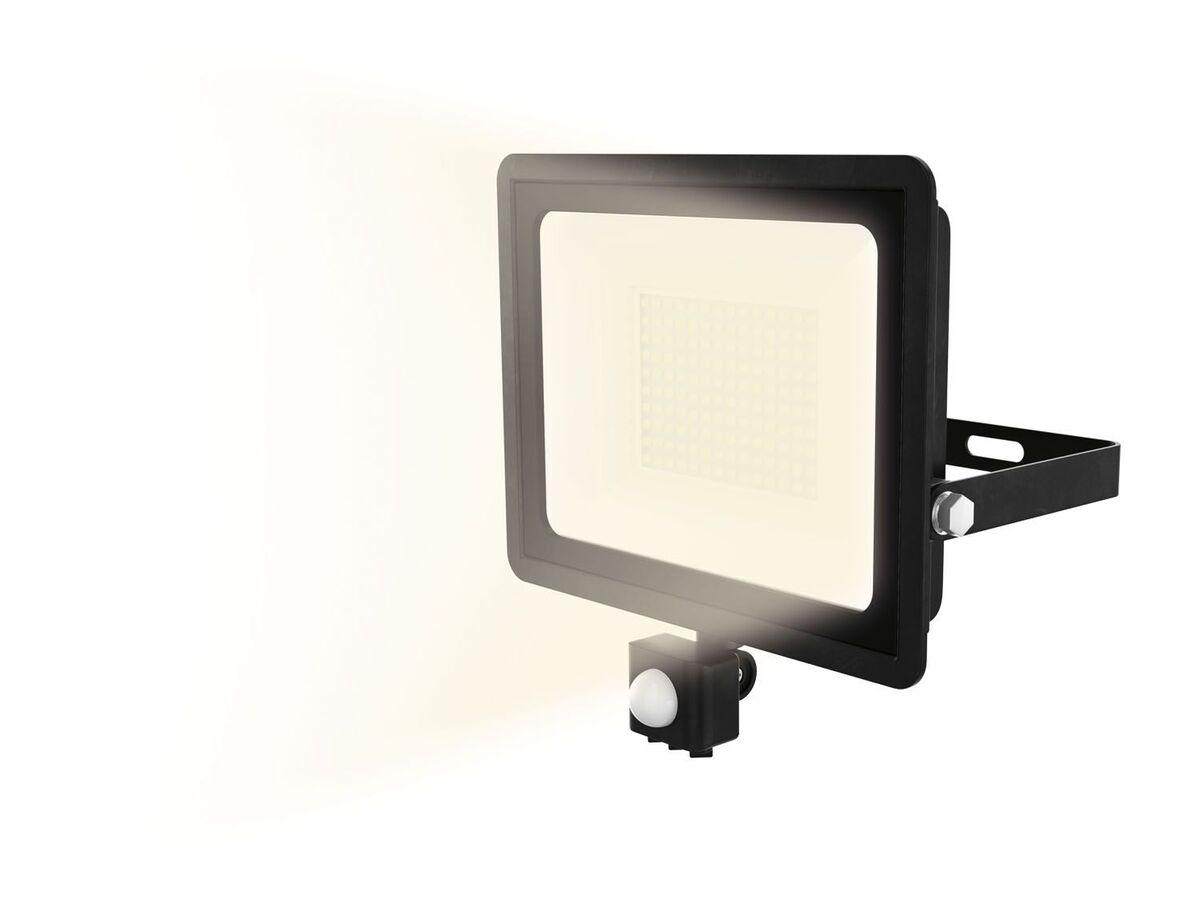 Bild 4 von LIVARNO LUX® Strahler, mit Bewegungsmelder 100W, LED