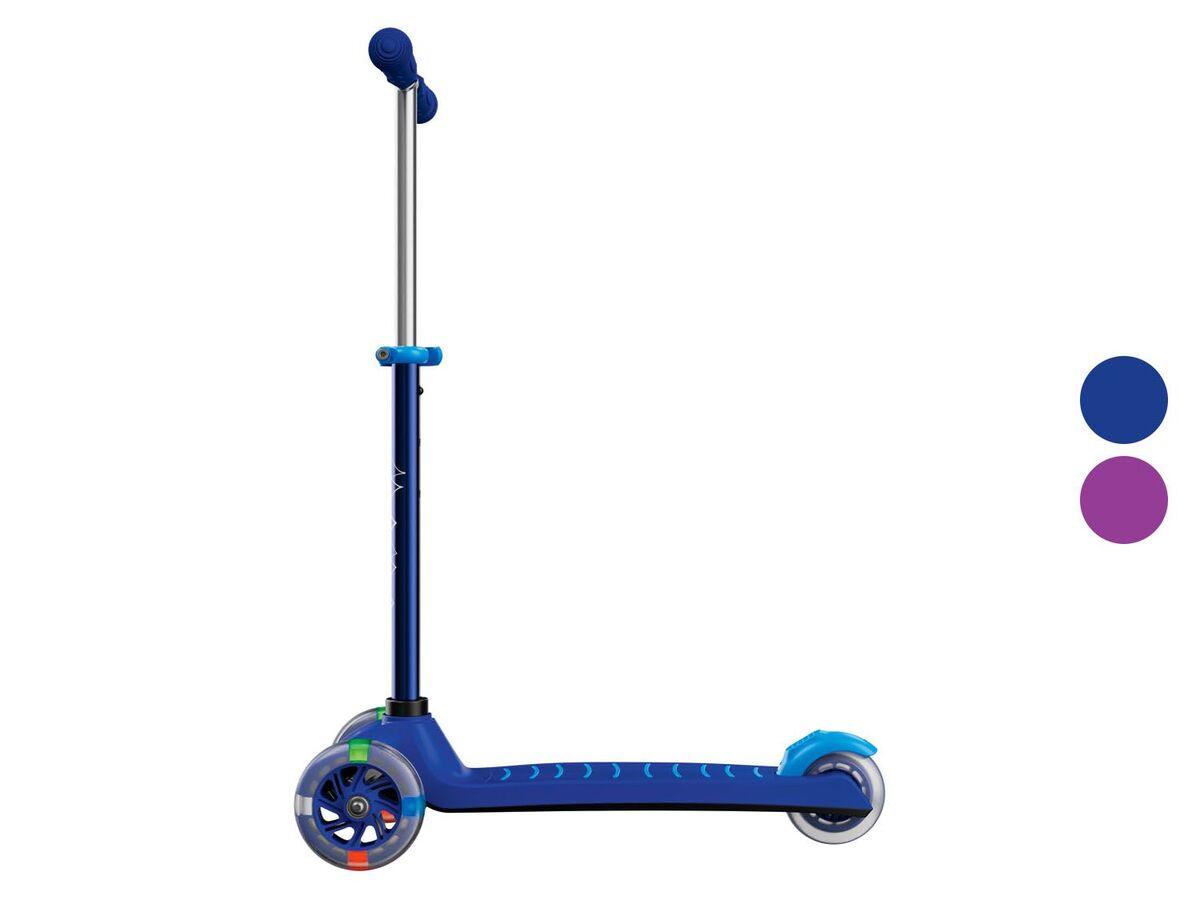 Bild 1 von PLAYTIVE® Tri Scooter, LED-Beleuchtung der Vorderrollen