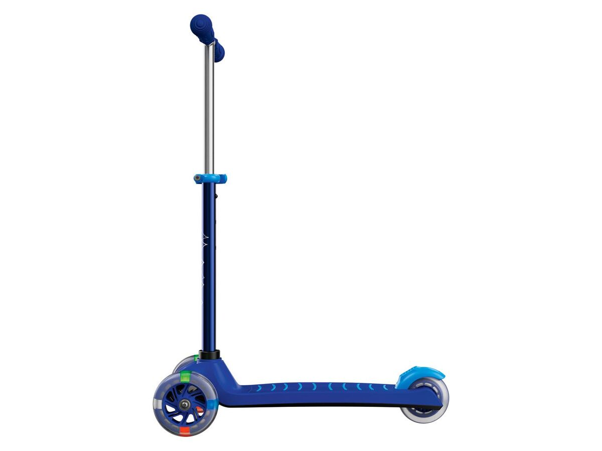 Bild 2 von PLAYTIVE® Tri Scooter, LED-Beleuchtung der Vorderrollen