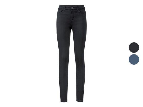 ESMARA® Jeans Damen, super skinny, knöchellang