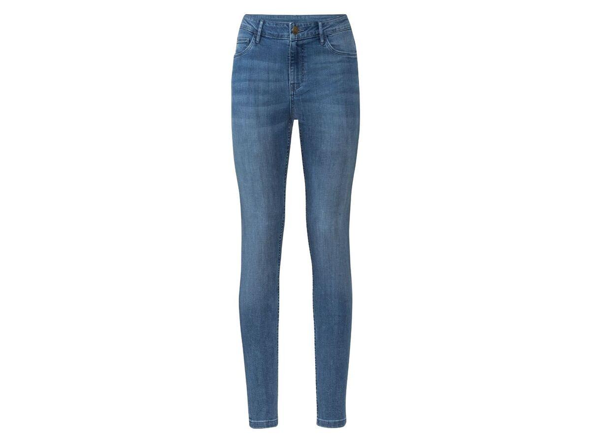 Bild 4 von ESMARA® Jeans Damen, super skinny, knöchellang