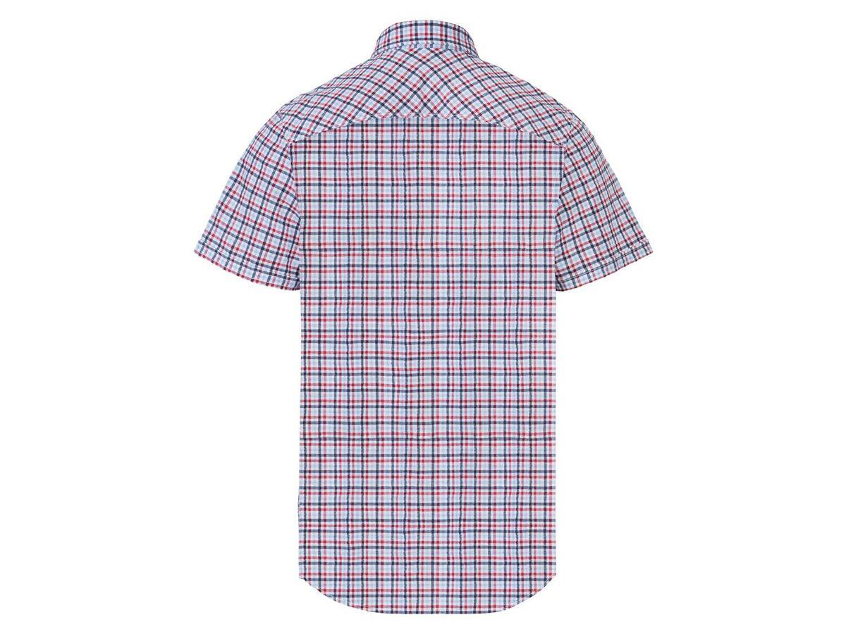 Bild 4 von LIVERGY® Freizeithemd Herren, aus reiner Baumwolle