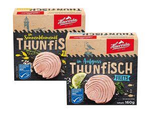Hawesta MSC Thunfischfilet