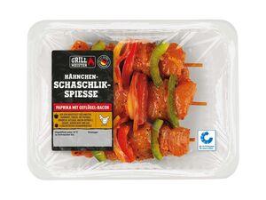 Grillmeister Hähnchen-Schaschlik-Spieße