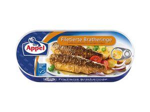 Appel Filetierte Bratheringe