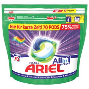Ariel Colorwaschmittel All-in-1 Pods 70WL